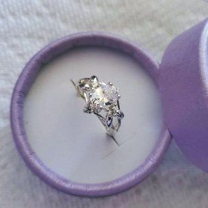 (NEW) 925 Stamped Ring